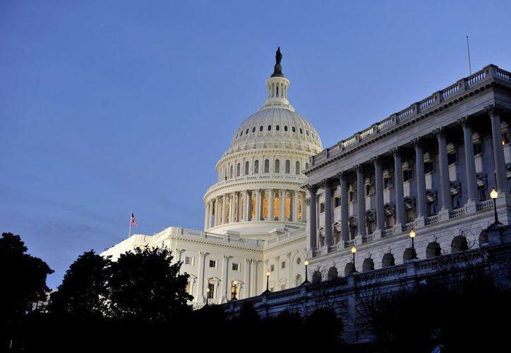 El Senado está siendo presionado por el presidente Obama para apresurar la reforma. (EFE)