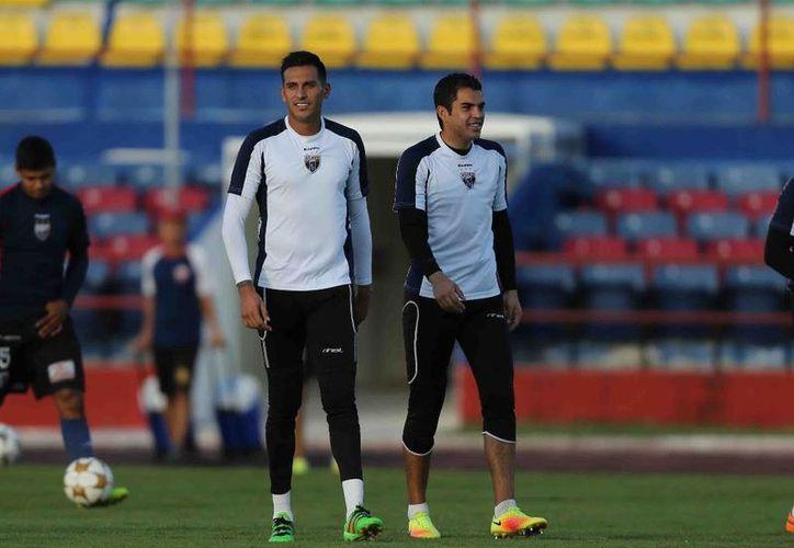 Los jugadores iniciaron con los entrenamientos. (Ángel Mazariego/SIPSE)