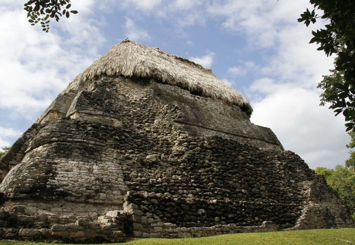 Los sitios arqueológicos Oxtankah y Kohunlich forman parte de los atractivos del sur del estado. (Archivo/SIPSE)
