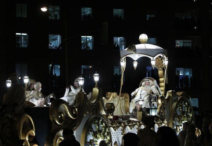 El día de Reyes Magos es una de las principales festividades invernales en España. (Agencias)