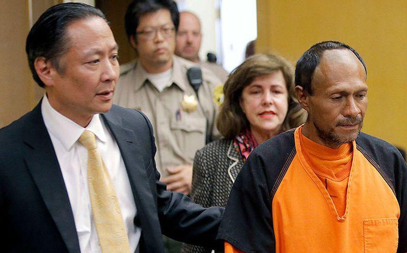 Jurado encuentra no culpable a inmigrante indocumentado