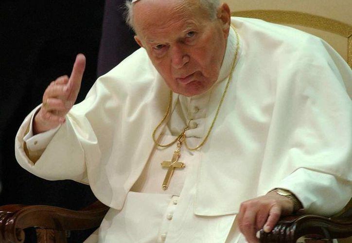 Juan Pablo II murió el 2 de abril de 2005. (Archivo/AP)