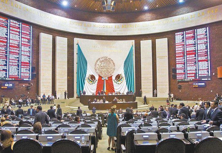 La comisión de educación de San Lázaro será la encargada de analizar el borrador. (Milenio)