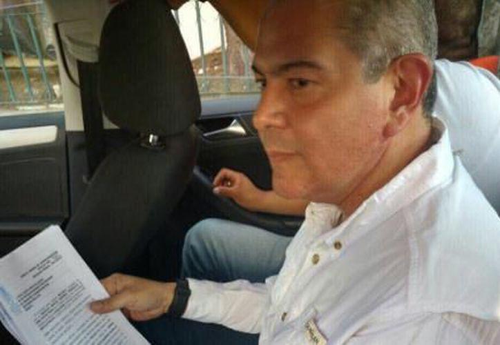Mauricio Audirac Murillo, secretario de Finanzas y Planeación durante el sexenio de Javier Duarte de Ochoa. (El Financiero)