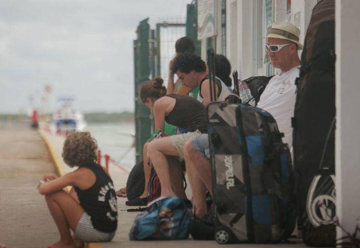 Ley Federal de Derechos favorece a turistas. (Archivo/SIPSE)