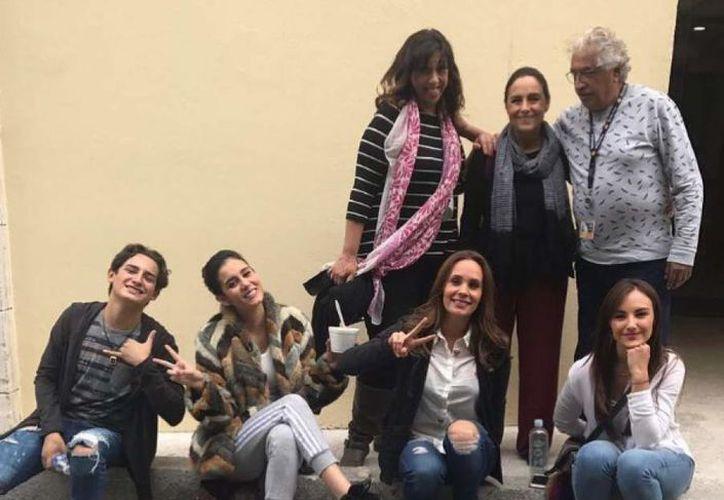 El productor  de la telenovela anunció la creación de un concierto para ayudar a damnificados de terremoto. (Foto: La Prensa)