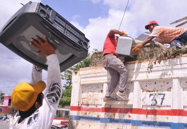La campaña de descacharrización iniciará el 9 de junio y finalizara el 30 de julio. (Redacción/SIPSE)