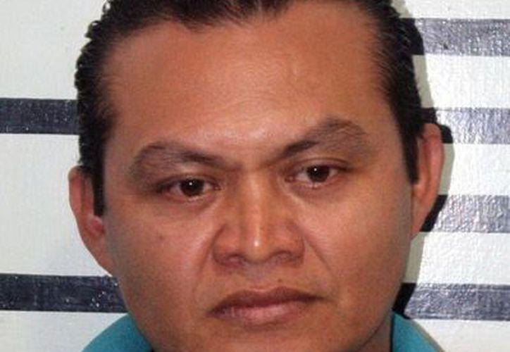 Navarro Pacheco fue detenido en la calle 54 con 69 del centro de la ciudad por agentes ministeriales. (Cortesía)