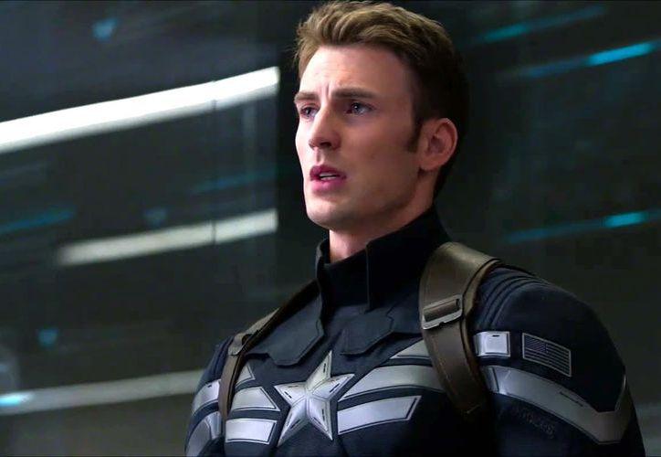 Evans apareció por primera vez como Capitán América para su película en solitario de 2011. (Foto: Internet)