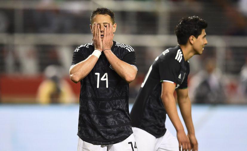 El delantero mexicano militó dos temporadas con los Hammers. (Foto:Imagen tomada de Mexsport)