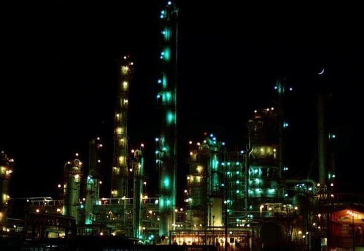 De acuerdo con Pemex, el Olmeca es el crudo mexicano de exportación más ligero, considerado como petróleo crudo de especialidad. (@Pemex)