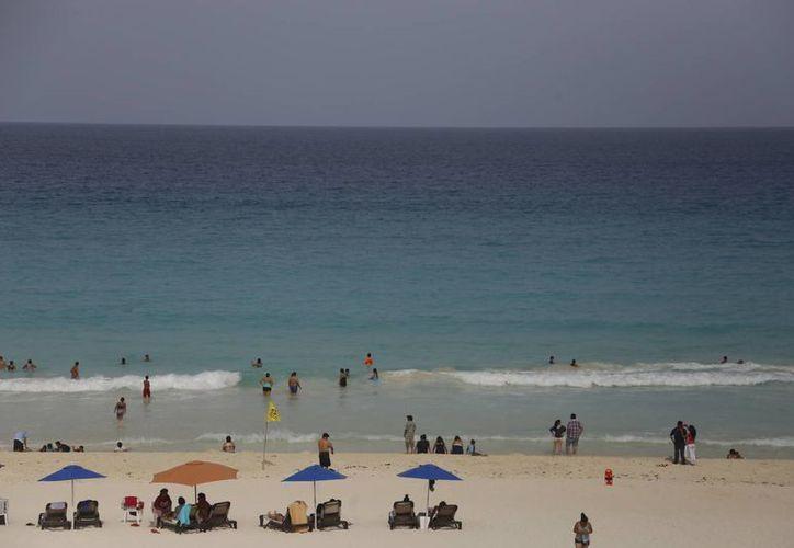 Aumenta el arribo de turistas en los primeros seis meses del año. (Israel Leal/SIPSE)
