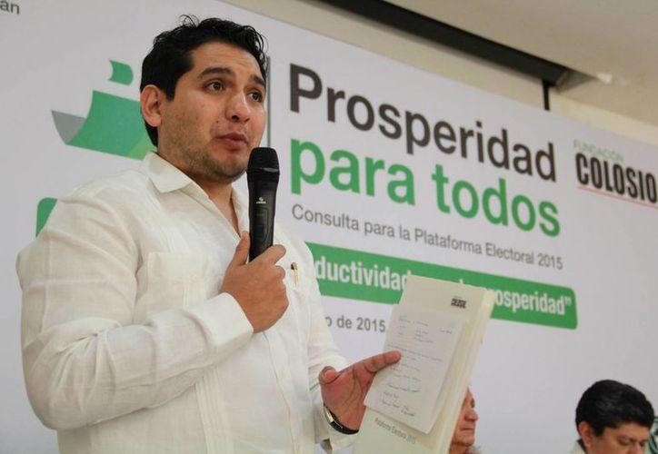 El foro 'Competitividad y Productividad para la prosperidad' se realizó bajo la organización de la Cámara Mexicana de la Industria de la Construcción. (SIPSE)