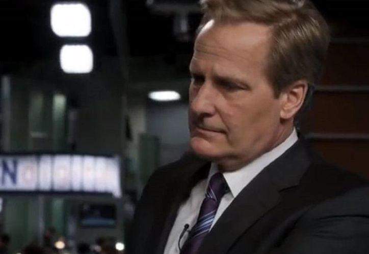 Escena de la serie de televisión 'The Newsroom', que hoy inicia su tercera y última temporada. La imagen es de contexto. (excelsior.com.mx)