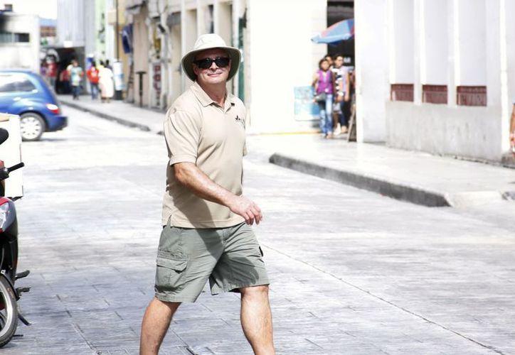 Ayer se registró una jornada muy calurosa en la ciudad. (SIPSE)