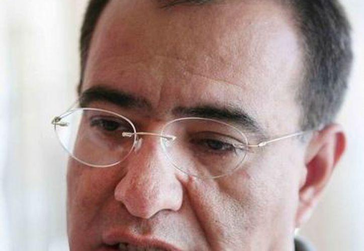Ignacio Bermúdez Meléndez, jefe de la Jurisdicción Sanitaria Número 2. (Redacción/SIPSE)
