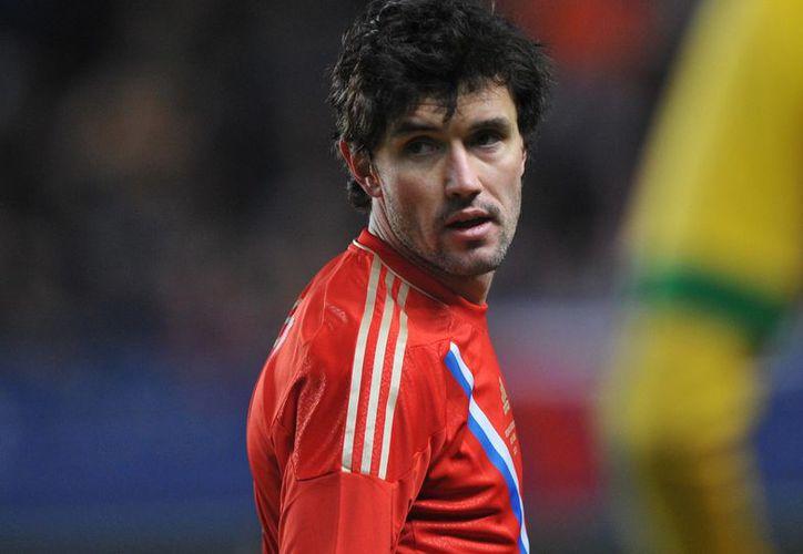 El jugador Ruso fue expulsado por una falta cometida a Miguel Layún. (Foto: Contexto/Internet)