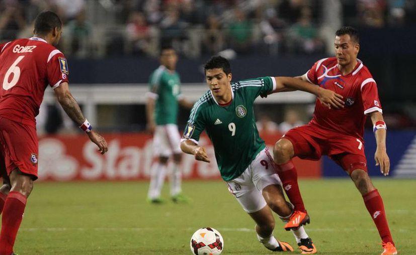 El 11 de octubre se verán de nuevo las caras la selección de Panamá y el 'Tri' en busca del boleto a Brasil 2014. (Archivo Notimex)