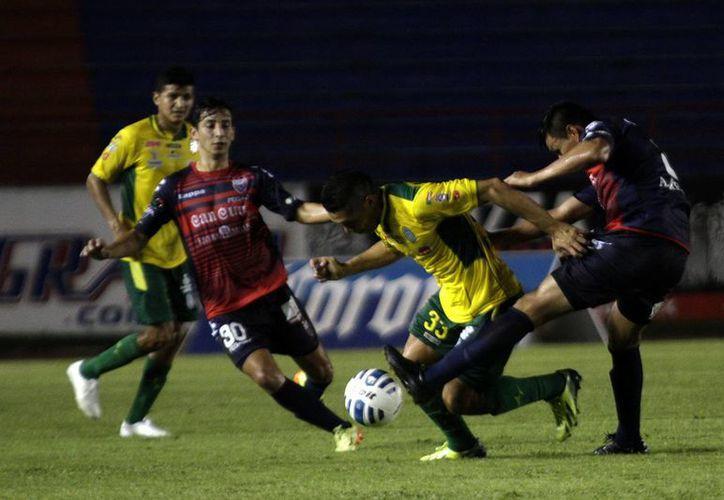 El Mérida terminó como líder del Grupo VI, en tanto que Potros acabó en el fondo. (SIPSE)