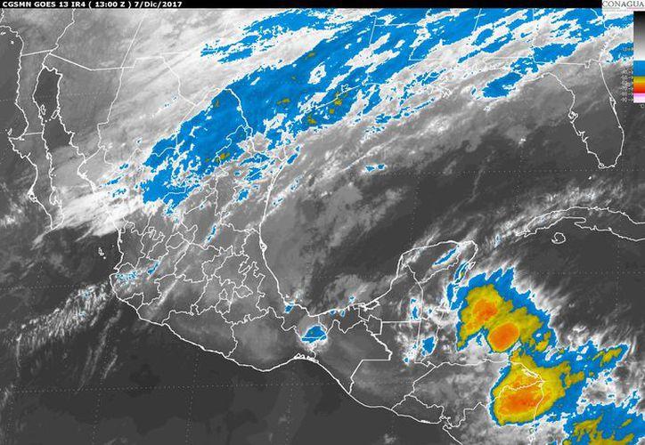 Los vientos serán de 10 a 15 kilómetros por hora en Chetumal. (Conagua)