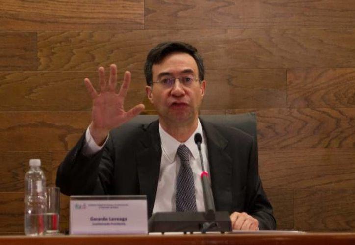 Gerardo Laveaga Rendón es titular del IFAI desde hace unos días. (SIPSE/Foto de archivo)
