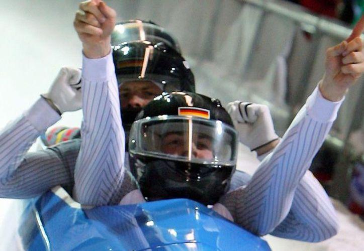 La prueba de Bobsleigh fue de dos plazas varonil. (espanol.eurosport.com)