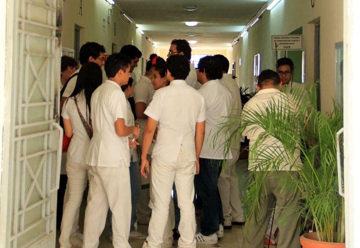 Los datos fueron expuestos en el 3er. Foro del Posgrado Institucional en Ciencias de la Salud, realizado en la UADY. (Milenio Novedades)