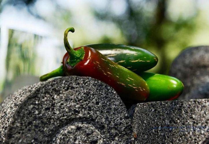 La sustancia activa del chile, la capsaicina, tiene muchas bondades que han sido documentadas con anterioridad. (Archivo/Notimex)