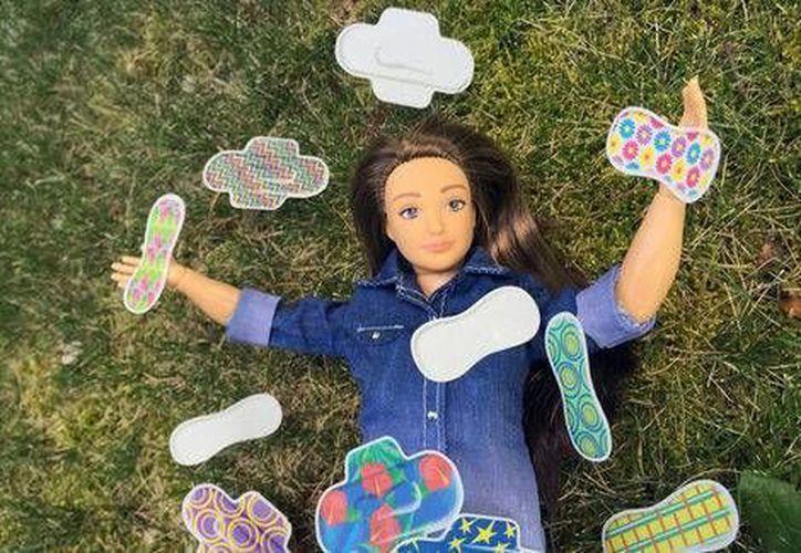La muñeca Lammily causó sensación desde su aparición en el mercado gracias a sus medidas reales. (lammily.com)