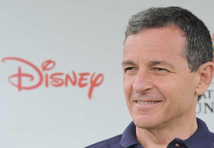 El presidente de la compañía Disney es Bob Iger. (www.forbes.com/Archivo)