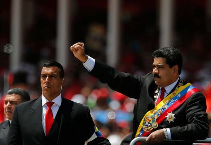 Nicolás Maduro advirtió anteriormente que no permitirá la intervención en su país de un organismo multilateral como la OEA. (Agencias)