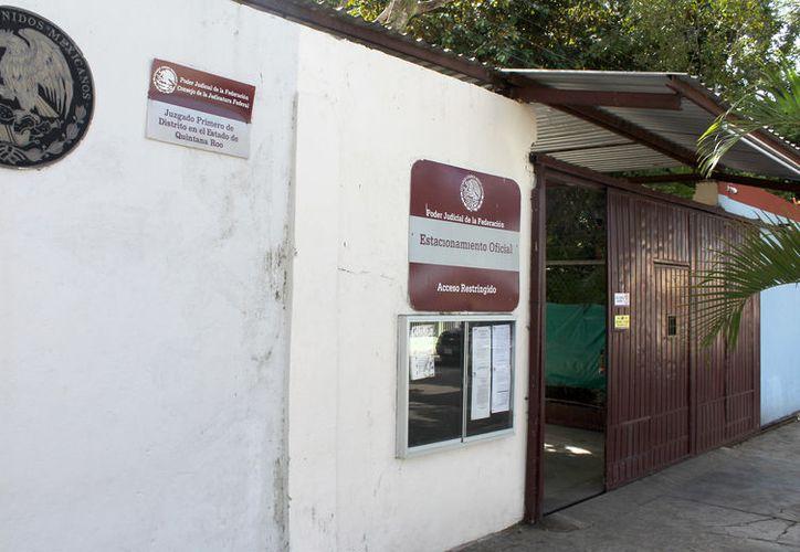 El segundo ex funcionario que buscó un amparo fue Raúl Rolando Aguilar Laguardia, ex director administrativo de la Cojudeq. (Joel Zamora/SIPSE)