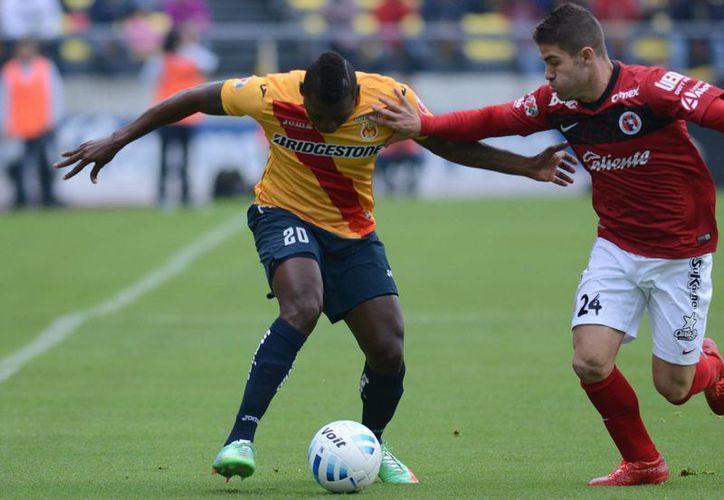 Apertura 2014: Morelia y Tijuana se conformaron con un empate a cero. (Notimex)