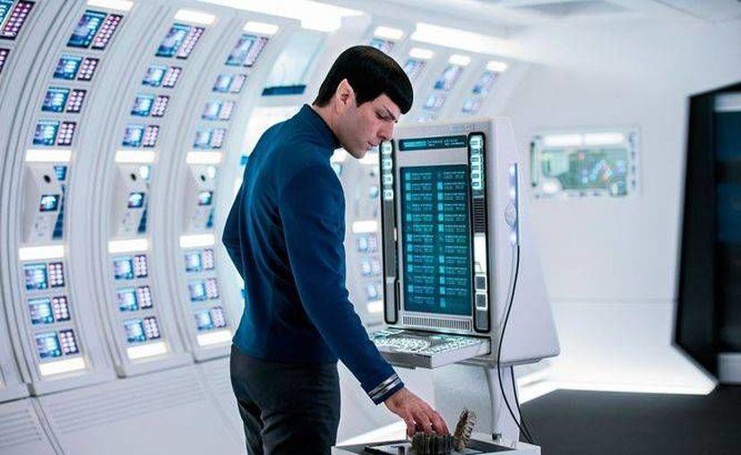 Star Trek Beyond se estrenará en México en septiembre. (Paramount Pictures)