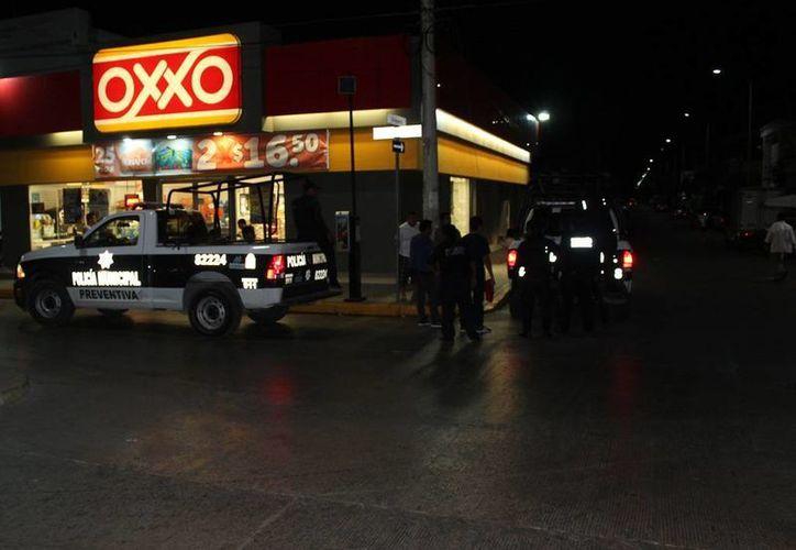 La Policía implementó un operativo para dar con el ladrón. (Foto: Redacción)