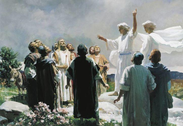 La Ascensión es la expresión plena y definitiva de la Pascua de Cristo y del cristiano. (forosdelavirgen.org)