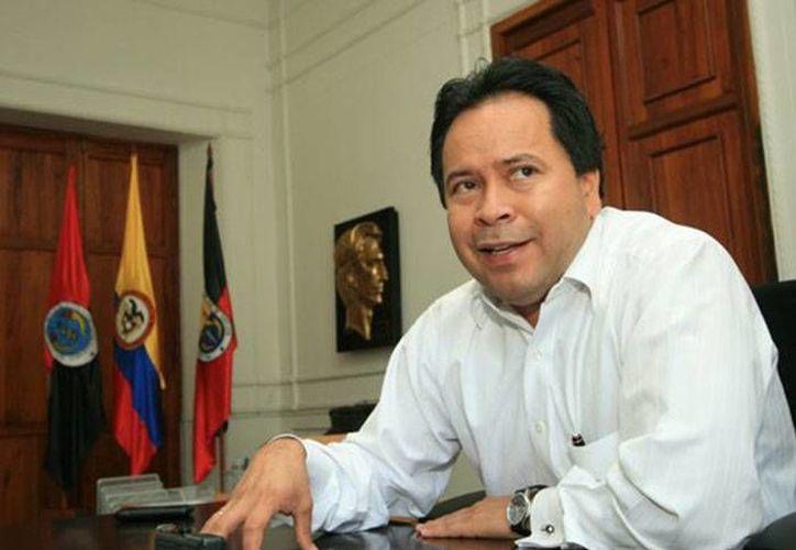 William Villamizar resultó ileso tras un atentado contra su caravana en la frontera entre Colombia y Venezuela. (las2orillas.co)