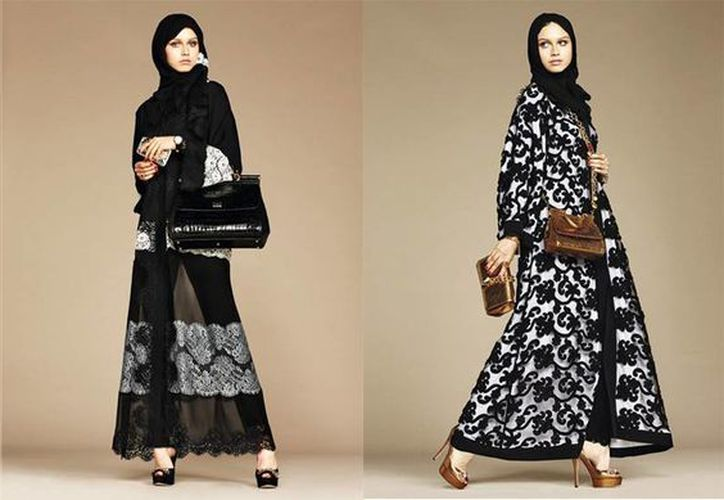Dolce & Gabbana fue la primer gran marca occidental que este año decidió atacar el lucrativo mercado musulmán. (Dolce&Gabbana)