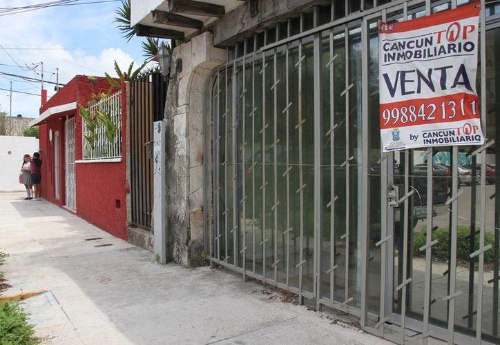 En el período de enero a marzo de este año, el precio medio nacional fue de 644 mil 290 pesos correspondientes a viviendas de tipo medio. (Consuelo Javier/SIPSE)