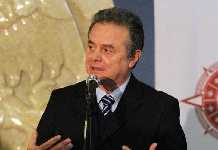 Pedro Joaquín asumió la presidencia de la Cuarta Asamblea General de la Agencia Internacional de Energías Renovables (Irena, por sus siglas en inglés), en Abu Dhabi. (Archivo Notimex)