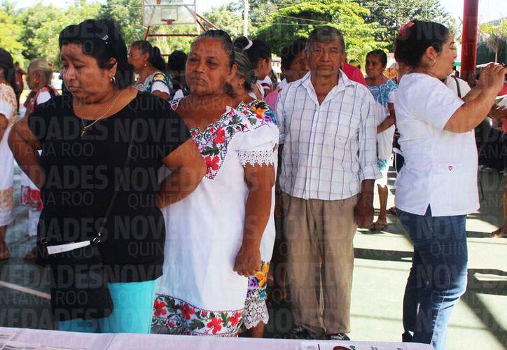 Se estima que únicamente 40 intérpretes pertenecen al estado de Quintana Roo. (Benjamín Pat/SIPSE)