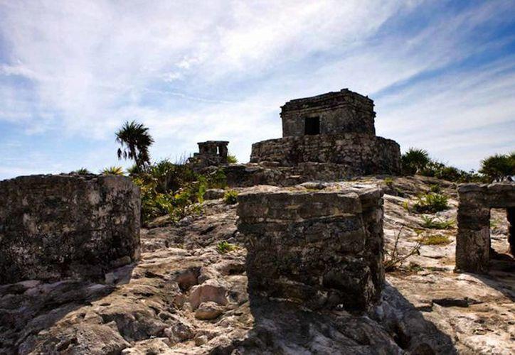 El sitio arqueológico de Tulum fue el más visitado en Quintana Roo. (Cortesía/visitmexico.com)