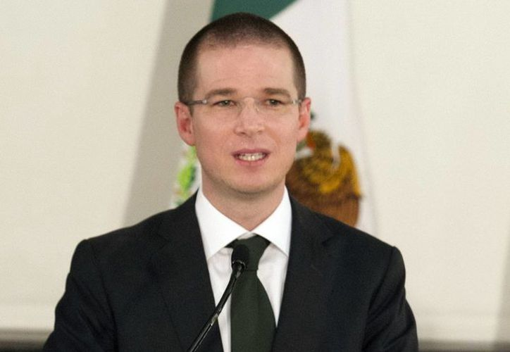 El presidente nacional del PAN, Ricardo Anaya Cortés, dijo que ha sostenido pláticas tanto con la dirigencia estatal como con los legisladores. (Milenio Novedades)
