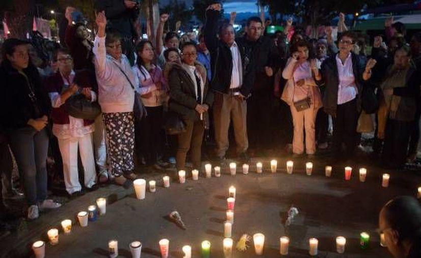 El grupo de padres reclamará que se determine la responsabilidad por la tragedia. (Foto: SDP)