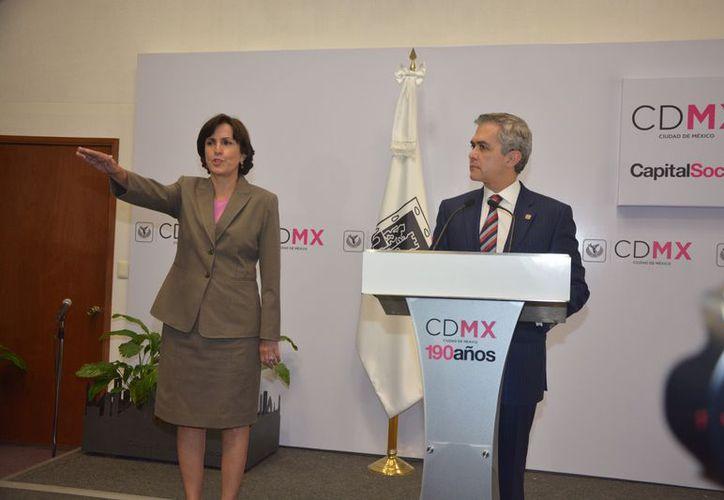 Patricia Mercado renunció a su cargo  dentro de la Secretaria de Gobierno de la Ciudad de México. (Foto: El Big Data)