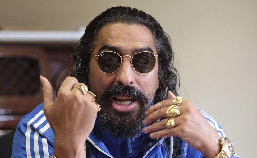 """""""El Cigala"""" calificó de halagadora su nominación al Latin Grammy, aunque aclaró que no hace música pensando en los reconocimientos. (Notimex)"""