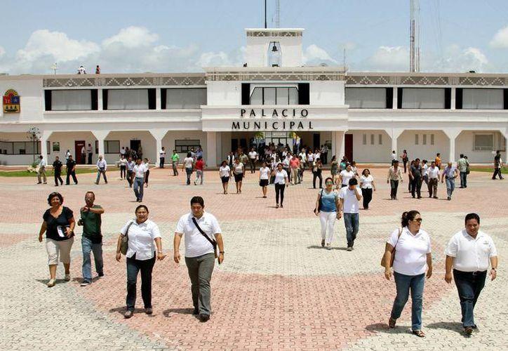 El Ayuntamiento de Solidaridad sigue trabajando en mejoras para la ciudadanía. (Redacción/SIPSE)