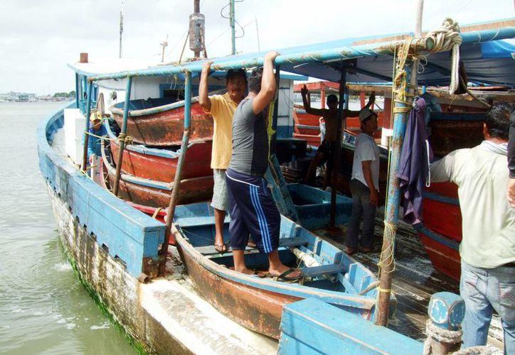 Hombres de mar quieren realizar un viaje más en los próximos días, antes del cierre de temporada. (Milenio Novedades)