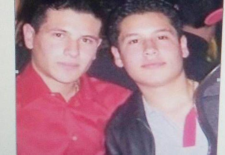 Los hermanos Jesús Alfredo e Iván Archivaldo fueron objeto de un intento de secuestro el pasado 4 de febrero. (Milenio)