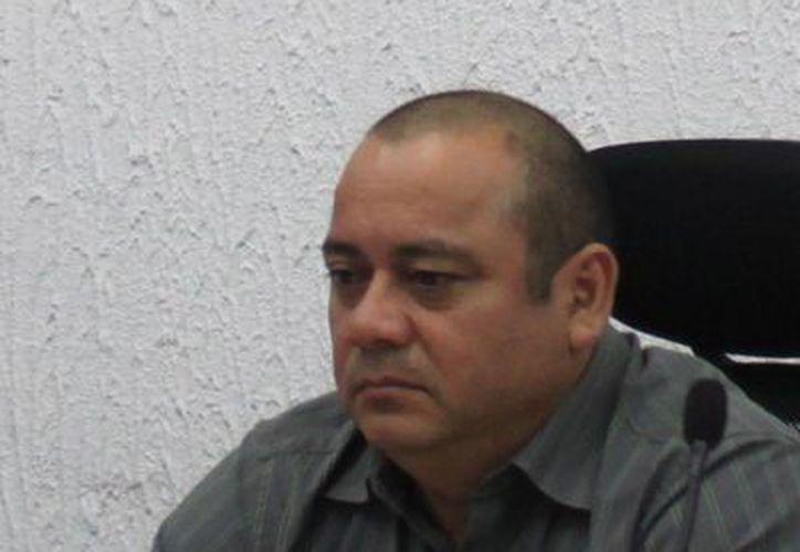 Juan Manzanilla Lagos, representante del PRI ante el Ieqroo. (Archivo/SIPSE)